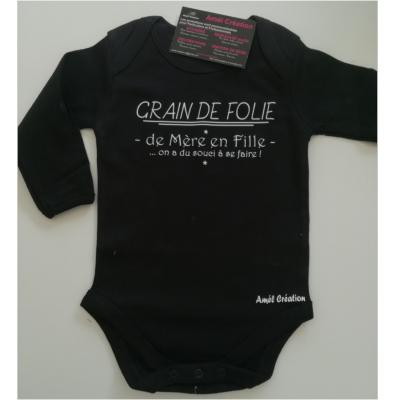 Body ML - Grain de folie de ... en ...