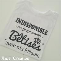 Indisponible betise