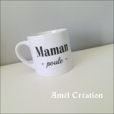 Petite tasse - maman poule