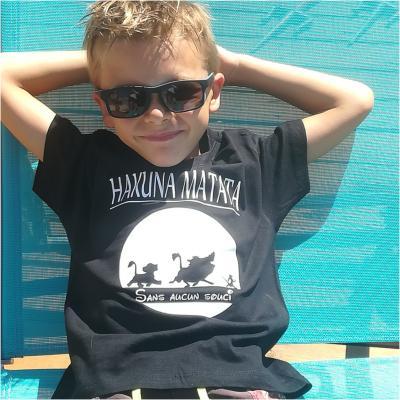 Tee shirt MC - Hakuna Matata