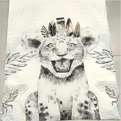 Plaid - tigre neutre