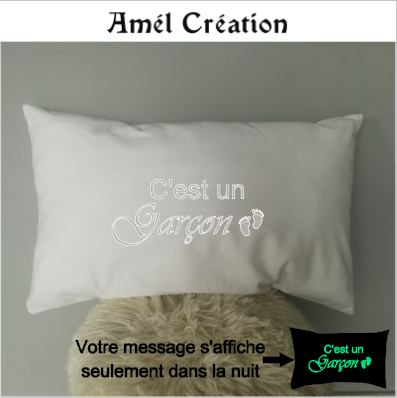 Annonce grosesse garcon