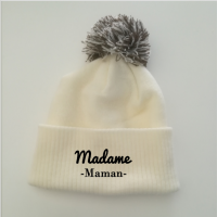 Bonnet Madame maman