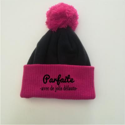 Bonnet - Parfaite avec de jolis défauts
