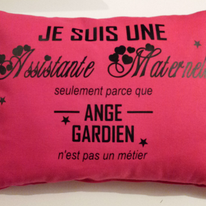 Coussin asistante maternelle 3