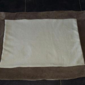 Couverture marron beige2