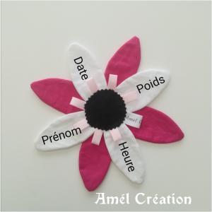 Doudou fleur