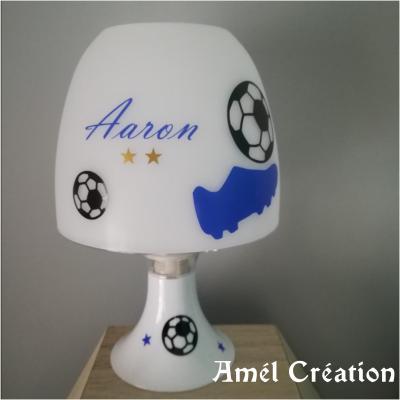 Lampe de chevet - Modèle FOOT