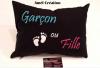 Garcon ou fille turquoise et fushia