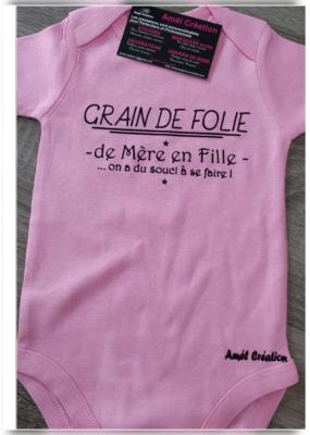 Body MC - Grain de folie de ... en ...