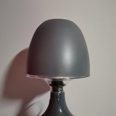 Lampe de chevet grise - à personnaliser