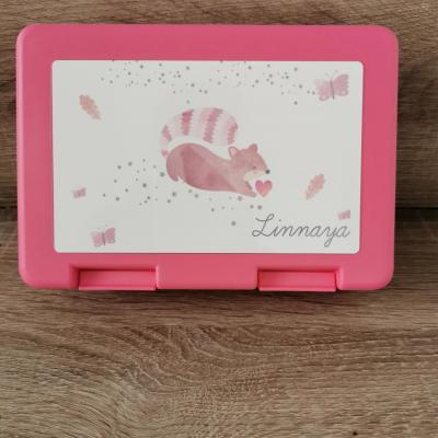 la boîte à gouter - marmotte