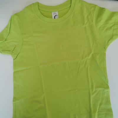 Tee shirt vert 2ans