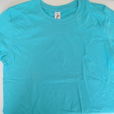 Tee shirt fille bleu 10ans
