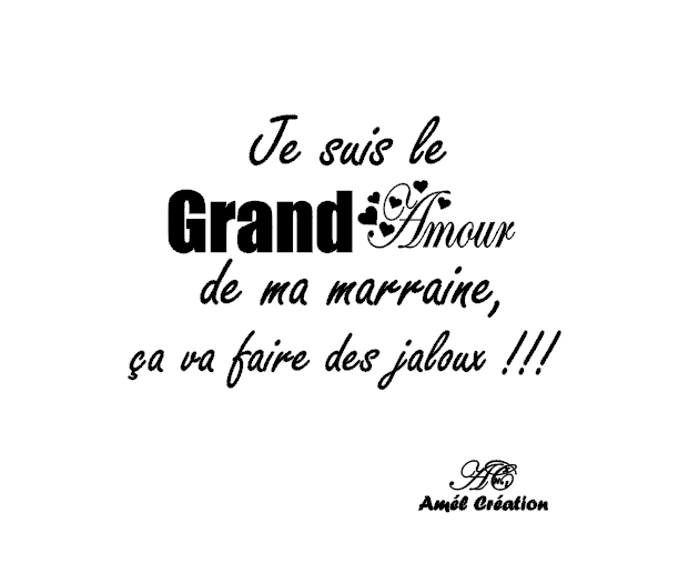 Je suis le grand amour de ma marraine 17