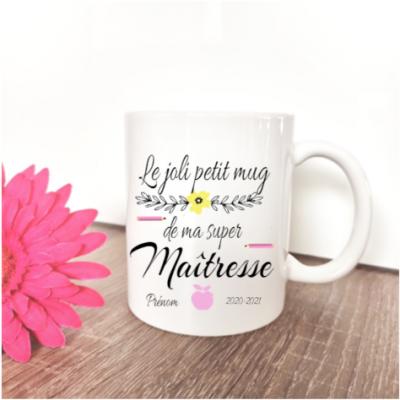 MUG  - Le joli petit mug