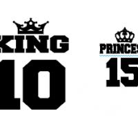 Lot king princess