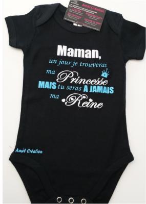 Body MC - Maman un jour je trouverai ma princesse mais tu resteras à jamais ma Reine