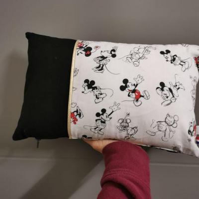 Coussin mickey minnie
