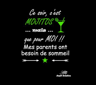 Body MC - Ce soir, c'est MOJITOS...
