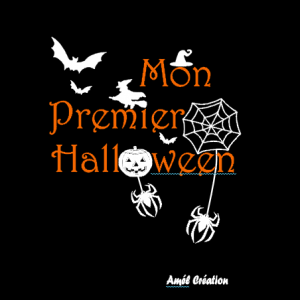Mon premier halloween