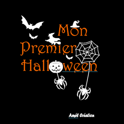 Tee shirt MC -  Mon premier Halloween