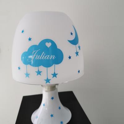 Lampe de chevet - Modèle nuage et lune