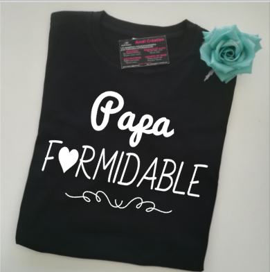 Papa formidable