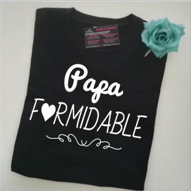Tee shirt MC homme -  ... formidable