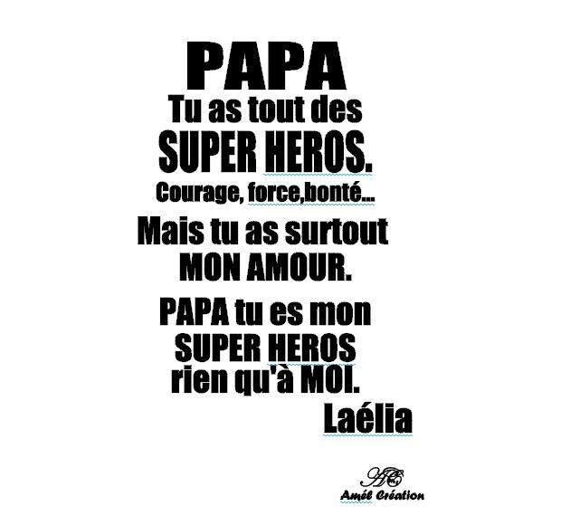 Papa super heros 5