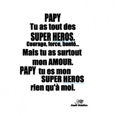 Tee shirt MC homme - Super héros