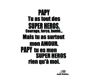 Tee shirt MC homme - Super héros