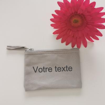 Petit porte monnaie  - votre texte