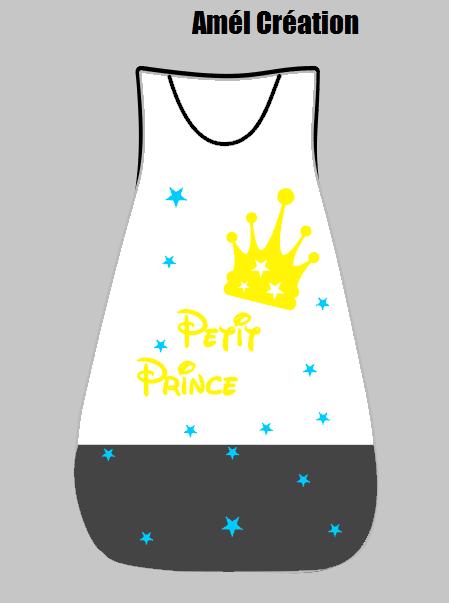 Prince couronne hiver
