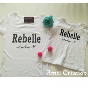 Rebelle et alors