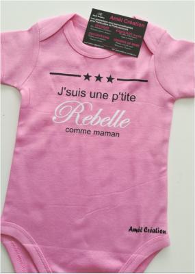 Body MC - J'suis un(e) p'tit(e) rebelle comme ...