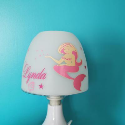 Lampe de chevet - modèle sirène