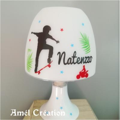 Lampe de chevet - Modèle Skate