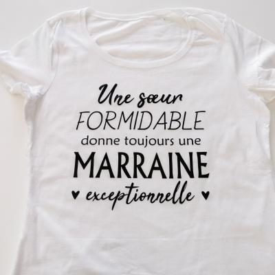 Tee shirt MC - formidable