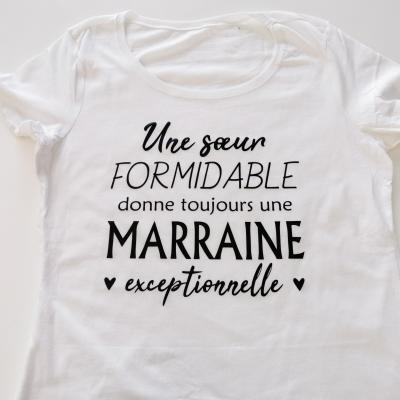 Tee shirt MC - formidable