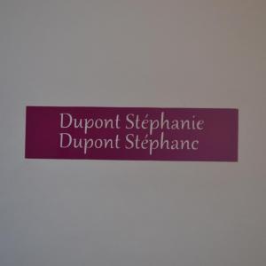 Sticker etiquettes boites aux lettres 1
