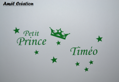 Sticker petit prince