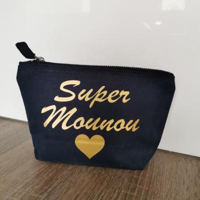 Petite Trousse - Super Nounou coeur (ou autre)
