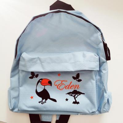 Mini sac à dos - modèle toucan